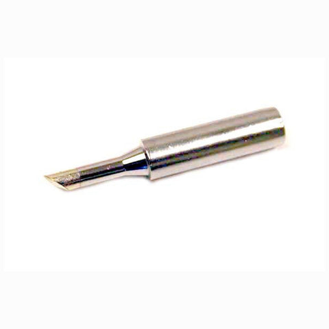 Hakko - 900L-T-4C | Replacement Hakko 900L Tip, Size: 4mm/45° x 20mm, Tinned Area: Surface and Tip End