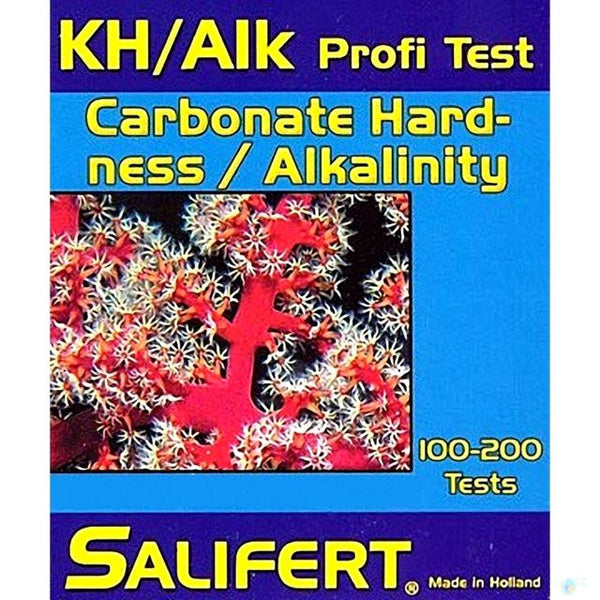 salifert kh test kit