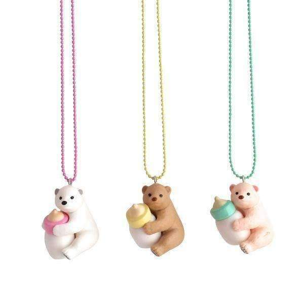 Pop Cutie,Baby Bear Necklace,CouCou,Girl Accessories & Jewellery