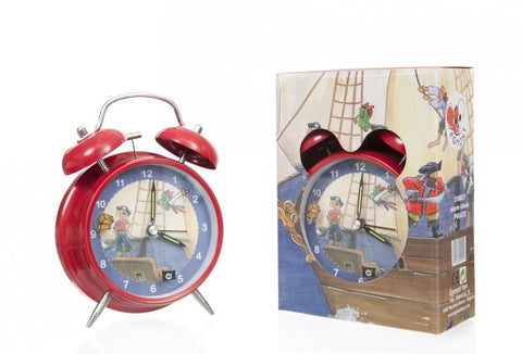 Pirate Alarm Clock