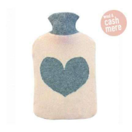 Collegien,Cashmere Heart, Hot Water Bottle,CouCou,Home/Decor