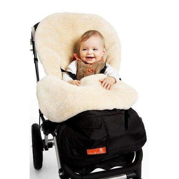 Elks & Angels,Snuggle Pod in Buttermilk/Black,CouCou,Baby Accessories
