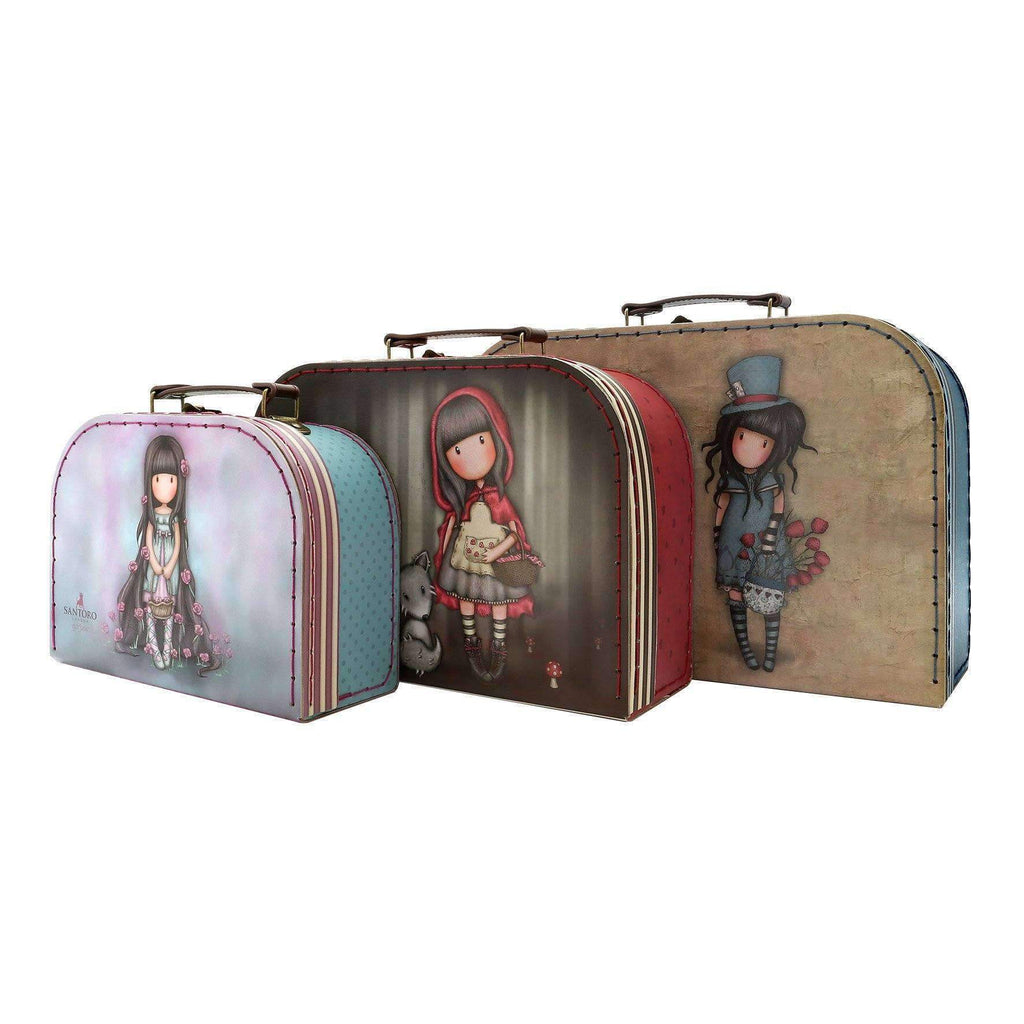 Santoro London,Nesting Suitcases,CouCou,Crafts & Stationary