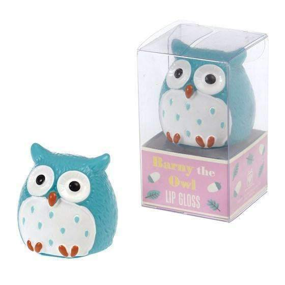 Rex,Barny Owl Lip Gloss,CouCou,Girl Accessories & Jewellery