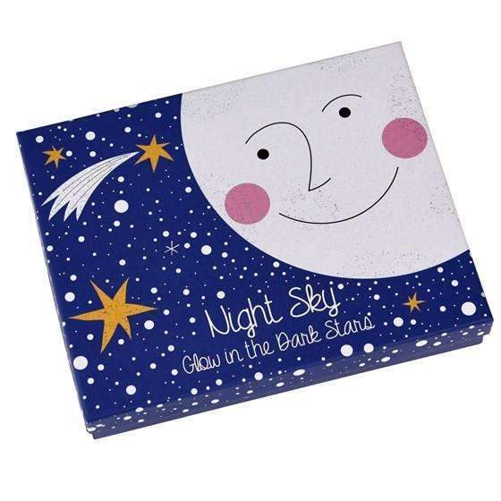 Rex,Glow in the Dark Stars- 30ct.,CouCou,Toy