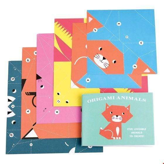 Rex,Animals Origami Kit,CouCou,Crafts & Stationary