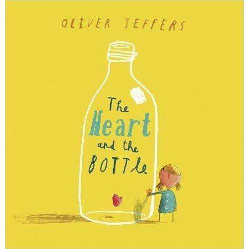 Penguin,The Heart and the Bottle,CouCou,Book