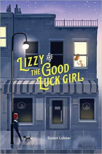 Hachette,Lizzy and the Good Luck Girl,CouCou,Book