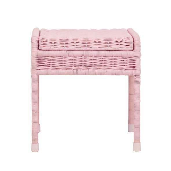 Olli Ella,Storie Stool in Pink,CouCou,Home/Decor