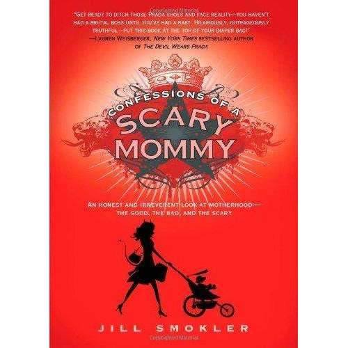 Simon and Schuster,Confessions of a Scary Mommy,CouCou,Book