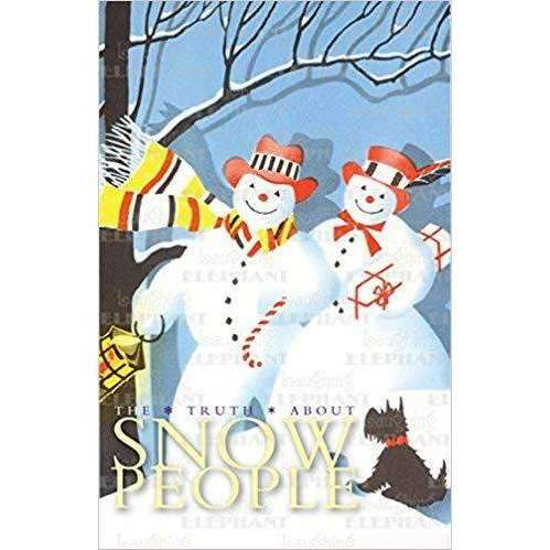 Ingram Books,The Truth About Snow People,CouCou,Book