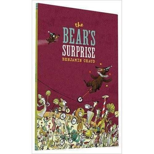 Chronicle Books,The Bear's Surprise,CouCou,Book