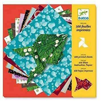 Djeco,Origami Paper Comics,CouCou,Arts & Crafts