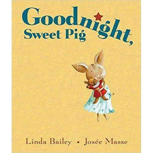 Kids Can Press,Goodnight, Sweet Pig,CouCou,Book