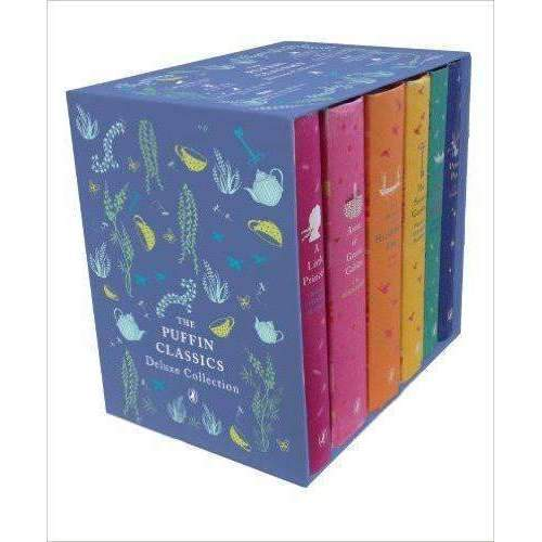 Penguin,Puffin Hardcover Classics Box Set,CouCou,Book
