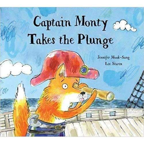 Hachette,Captain Monty Takes the Plunge,CouCou,Book
