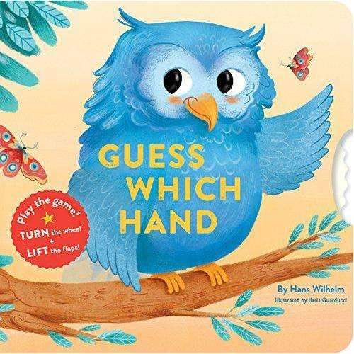 Hachette,Guess Which Hand,CouCou,Book