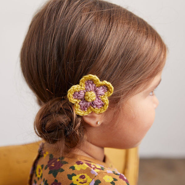 Medium Flower Clip Set