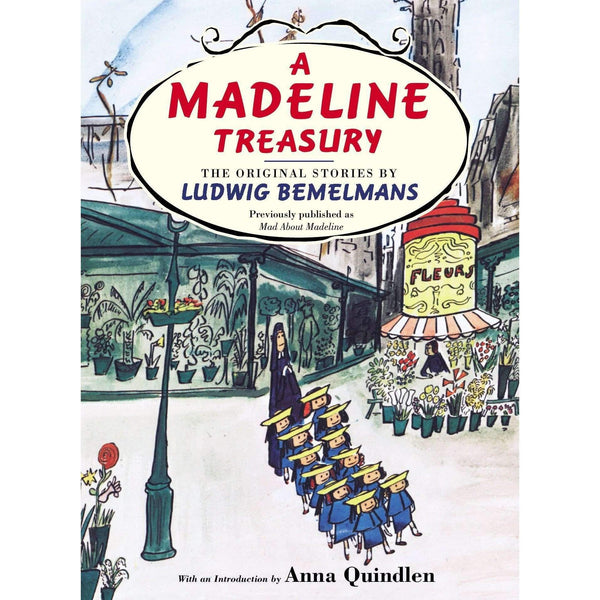 Penguin,A Madeline Treasury,CouCou,Book