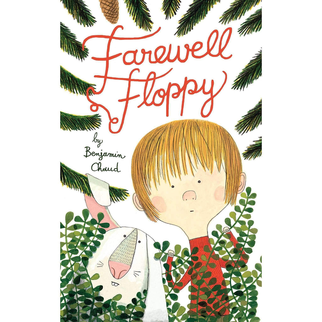 Chronicle Books,Farewell to Floppy,CouCou,Book