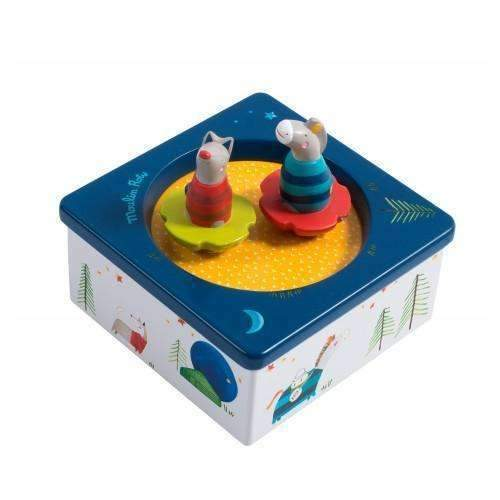 Moulin Roty,Les Zig et Zag Music Box,CouCou,Toy