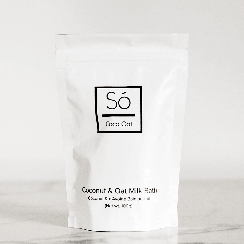 Só Luxury,Coconut & Oat Milk Bath, Beagán (Little),CouCou,Skincare