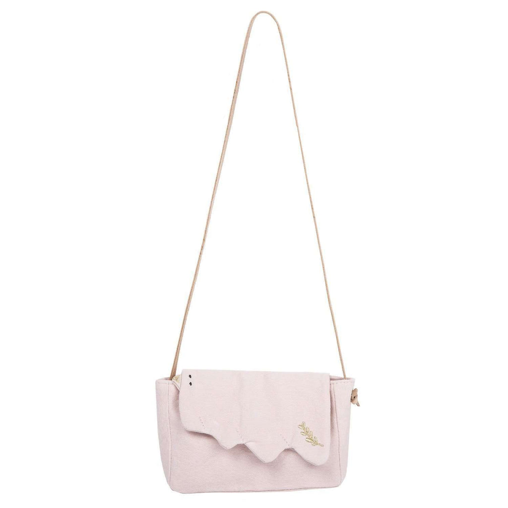 Emile et Ida,Colombine Bag in Rose,CouCou,Girl Accessories & Jewellery