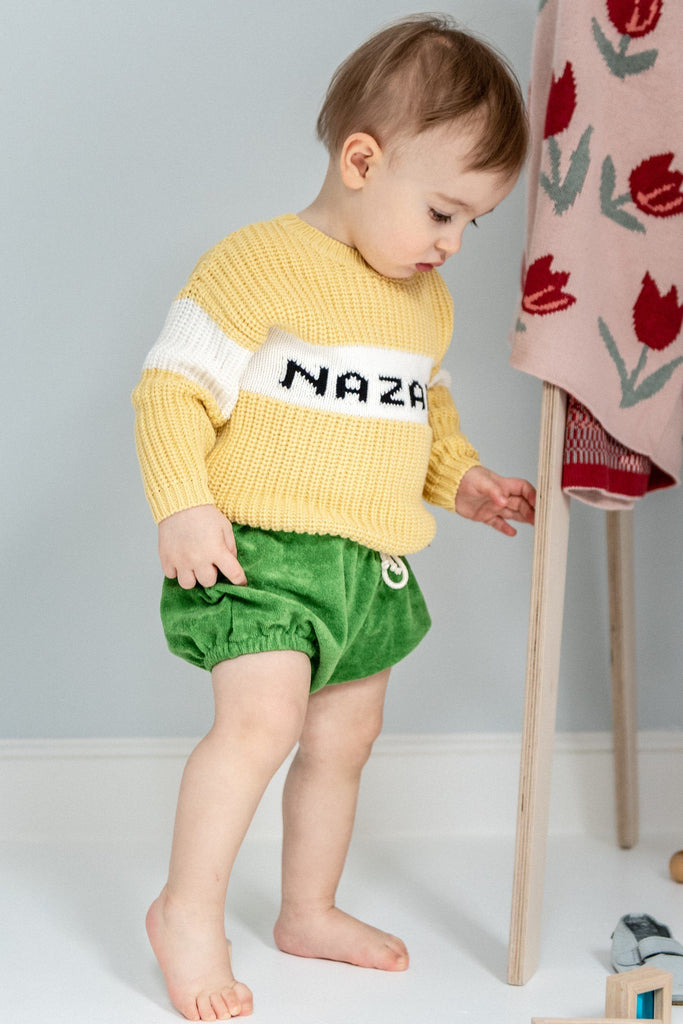 piupiu chick,Nazaré Sweater,CouCou,Baby Boy Clothes