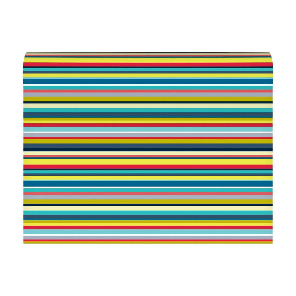 Roger La Borde,Double Sided Gift Wrap, Stripes,CouCou,Crafts & Stationary