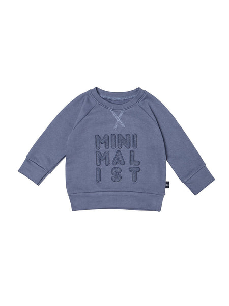 Huxbaby,Minimalist Sweatshirt,CouCou,Boy Clothes