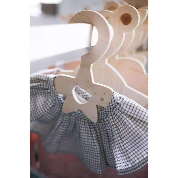 Loullou,Star Clothes Hangers (3),CouCou,Home/Decor