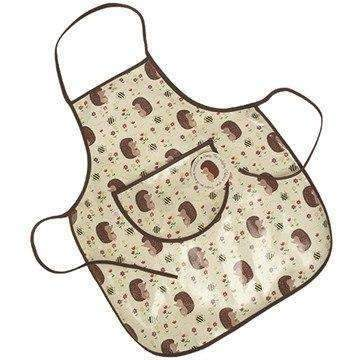 Rex,Honey the Hedgehog Oil Cloth Apron,CouCou,Crafts & Stationary