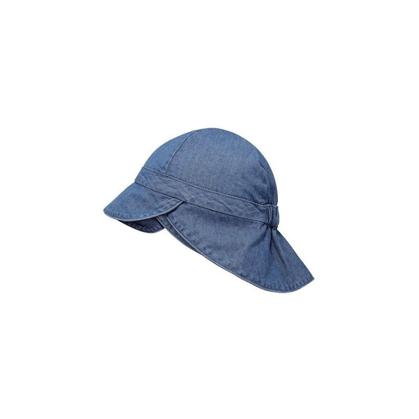 Soft Gallery,Huxi Hat in Denim Blue,CouCou,Baby Accessories