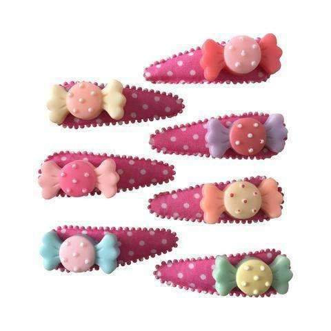 Pop Cutie,Candy Hair Clips,CouCou,Girl Accessories & Jewellery