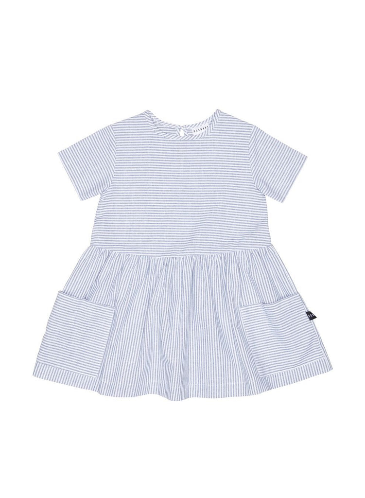 Huxbaby,Darcy Striped Dress,CouCou,Girl Clothes
