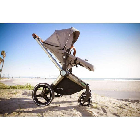 Kangaroo Stroller and Bassinet, Granite
