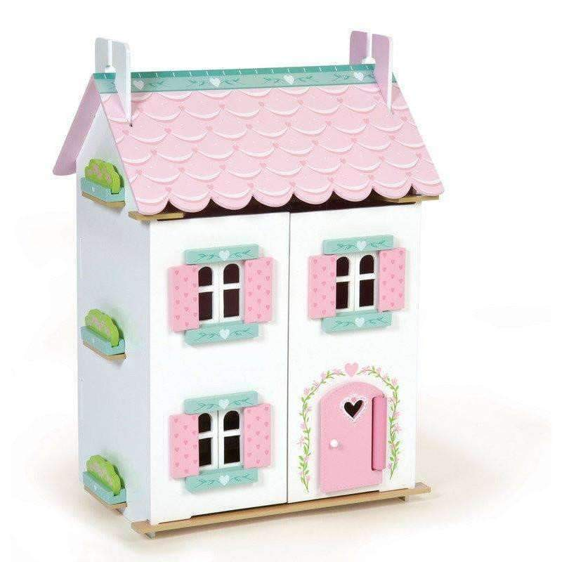 Le Toy Van,Sweetheart Cottage with Furniture,CouCou,Toy
