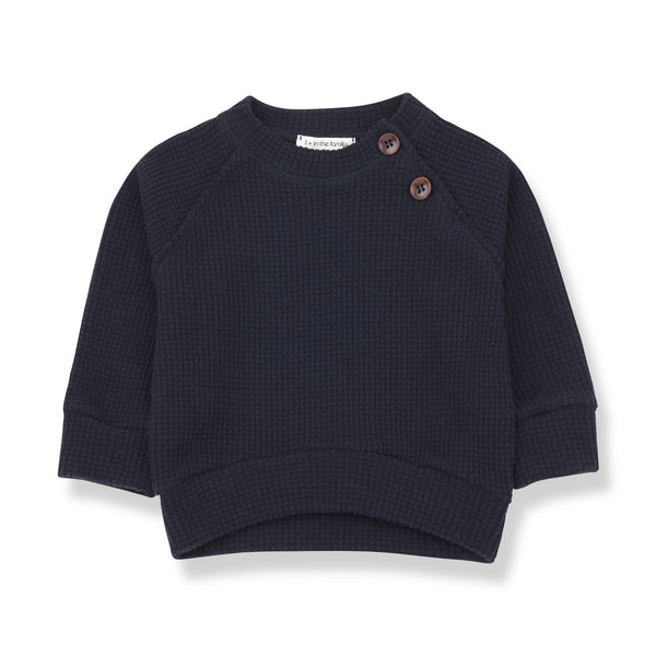 Livigno Sweatshirt in Blue Note