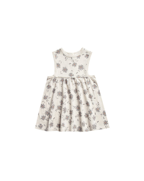 Rylee + Cru,Daisies Layla Dress in Natural,CouCou,Baby Girl Clothes