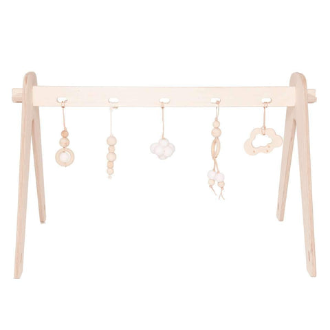 1st Play Baby Gym and Accessories in Natural