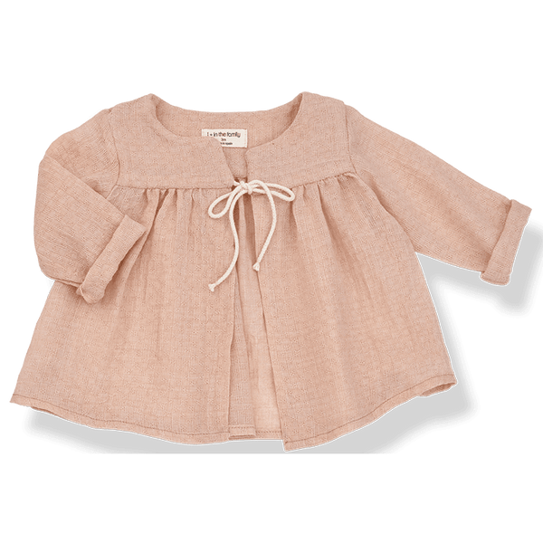 One more In The Family,Luna Coat,CouCou,Baby Girl Clothes