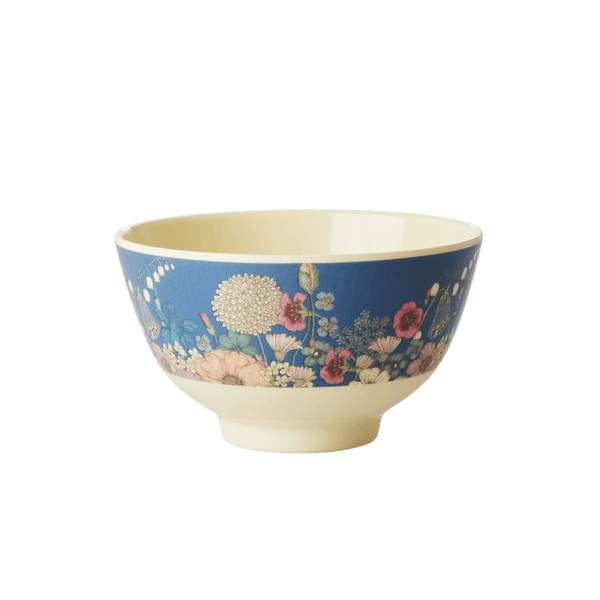 RICE,Small Bowl with Flower Collage,CouCou,Kitchenware