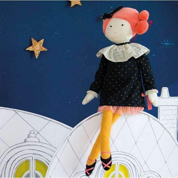 Moulin Roty,Madame Constance,CouCou,Toy