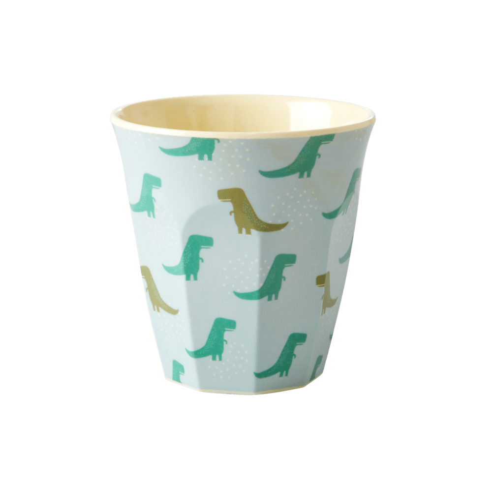 RICE,Small Cup with Dino Print,CouCou,Kitchenware