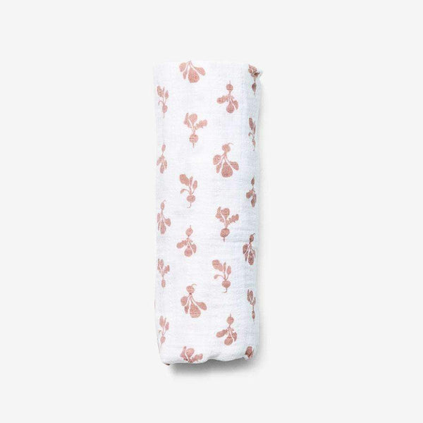 Lewis,Swaddle in Mini Radish,CouCou,Home/Decor