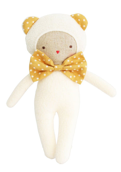 Alimrose,Dream Baby Bear in Ivory,CouCou,Toy