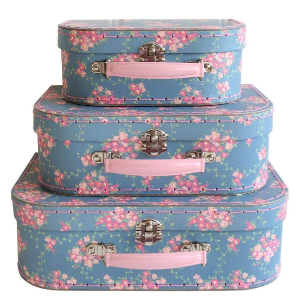 Alimrose,Suitcase Set in Wildflower,CouCou,Toy