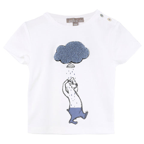 Dog and Cloud T-Shirt