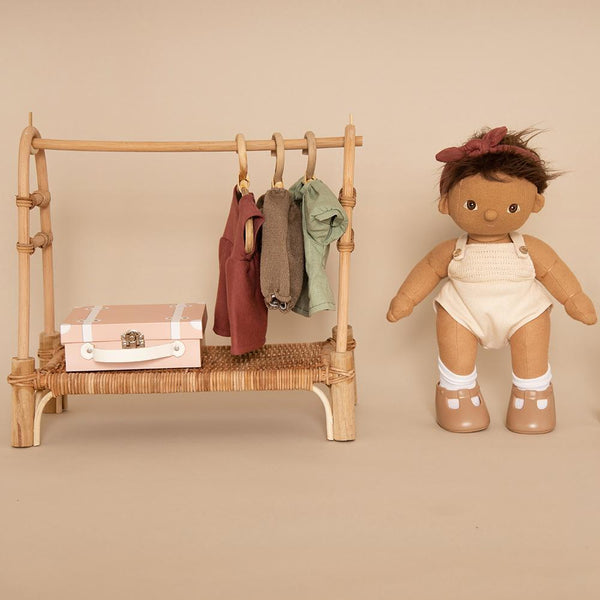 Olli Ella,Dinkum Doll Clothes Rail,CouCou,Toy
