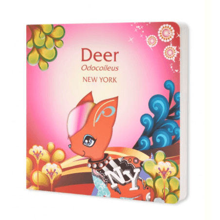 Papinee,NY Deer Book,CouCou,Book